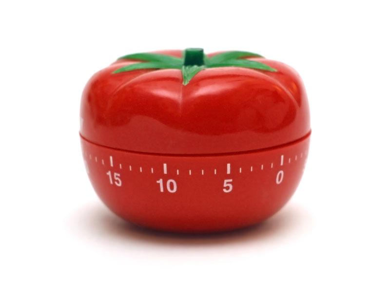 Tomato Pomodoro Timer